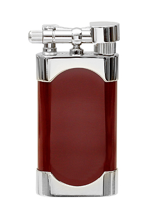 Kiribi Mikazuki Pipe Lighter - Red