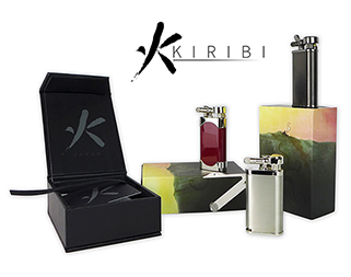 Kiribi Pipe Lighters