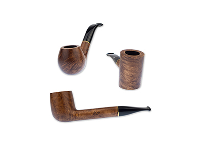 Fe.Ro Honey Walnut EX Pipes