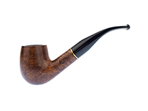 Fe.Ro Honey Walnut EX Pipe Shape HW14