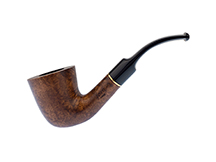 Fe.Ro Honey Walnut EX Pipe Shape HW15