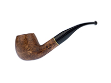Fe.Ro Honey Walnut EX Pipe Shape HW17