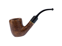 Fe.Ro Honey Walnut EX Pipe Shape HW18 (Sitter)
