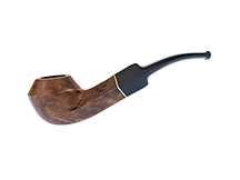 Fe.Ro Honey Walnut EX Pipe Shape HW20