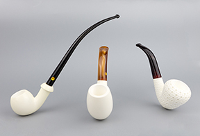 Meerschaum Block Pipes