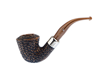 Peterson Derry Rustic Pipe Shape B10