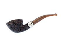 Peterson Derry Rustic Pipe Shape B7