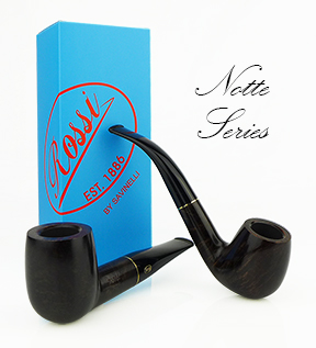 Rossi's New Notte Tobacco Pipe Series Now Available!