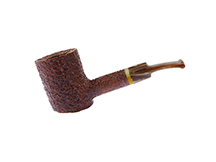 Savinelli Dolomiti Rusticated Pipe Shape 311 KS (Sitter)