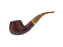 Savinelli Dolomiti Rusticated Pipe Shape 645 KS