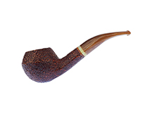 Savinelli Dolomiti Rusticated Pipe Shape 673 KS