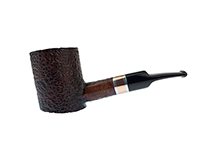 Savinelli Marte Rusticated Pipe Shape 311 KS (Sitter)