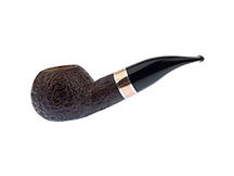 Savinelli Marte Rusticated Pipe Shape 320 KS