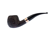 Savinelli Marte Rusticated Pipe Shape 626