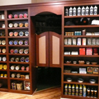 Wall to Wall Pipe Tobacco and Cigar Accessories